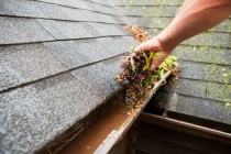 Is Gutter Clogging Causing YouTrouble? Here is What You Can do About it!